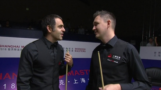 Shangai Masters: Ronnie O'Sullivan beats Kyren Wilson to reach first final of season