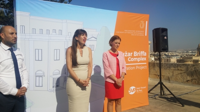 [WATCH] Ruzar Briffa Complex project to focus on renovation and construction of two new wings