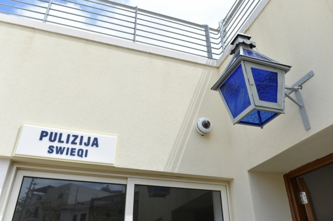 Swieqi finally gets police station