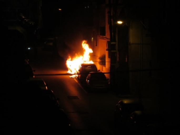 Investigation into Ta' Xbiex car fire
