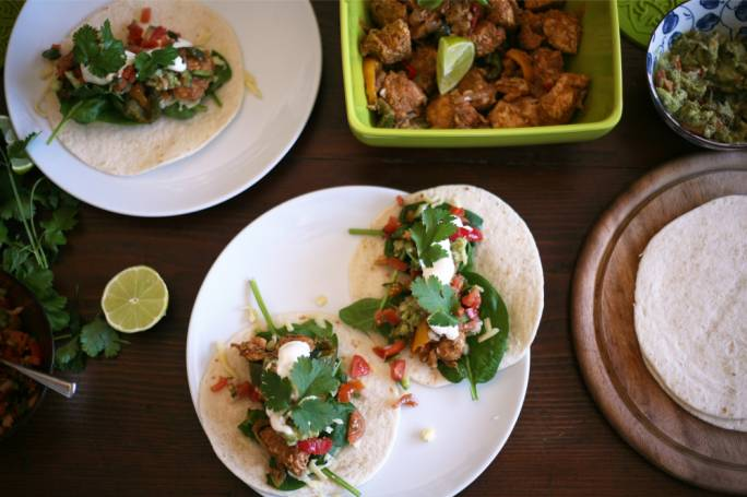 Three recipes for a Mexican fiesta
