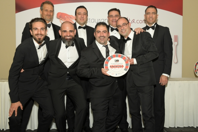 Tarragon wins best overall restaurant in Malta