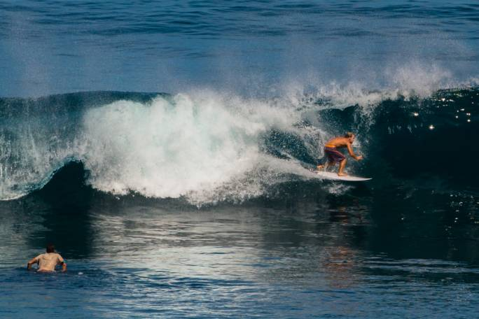 Getting around is pretty easy and Bali is actually very well equipped for surfers
