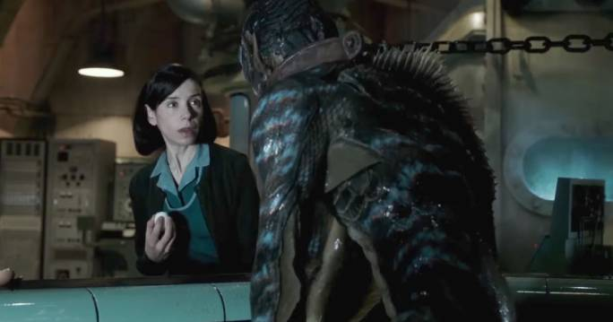 The Shape of Water leads with 13 nominations