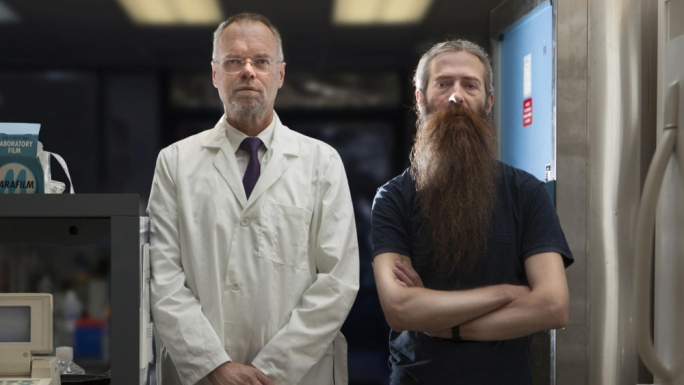 Who wants to live forever? Bill Andrews and Aubrey de Grey
