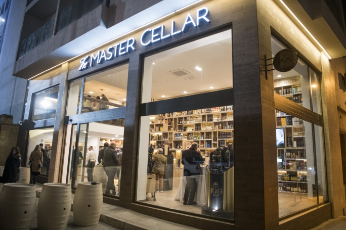 The Master Cellar boutique concept store in Gżira