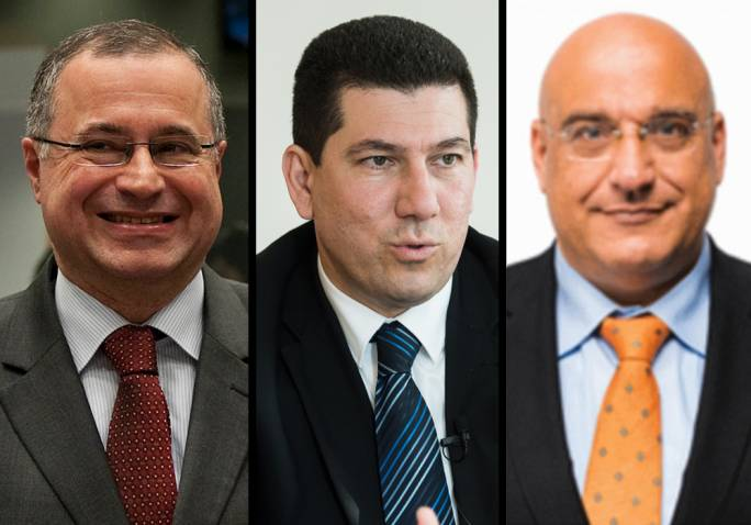 Carm Mifsud Bonnici, Clyde Puli and Hermann Schiavone are pushing for a vote aligned to Labour's on hunting time window extensions at Majjistral Park
