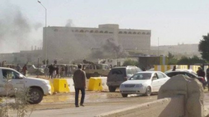 Updated | Car bomb outside House of Representatives hotel in Tobruk