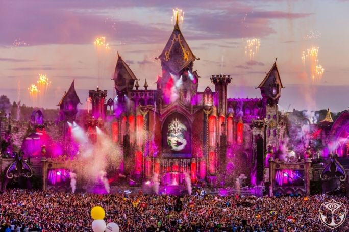 Tomorrowland: Belgium's largest festival, Tomorrowland hosts some of the biggest names in electronic music