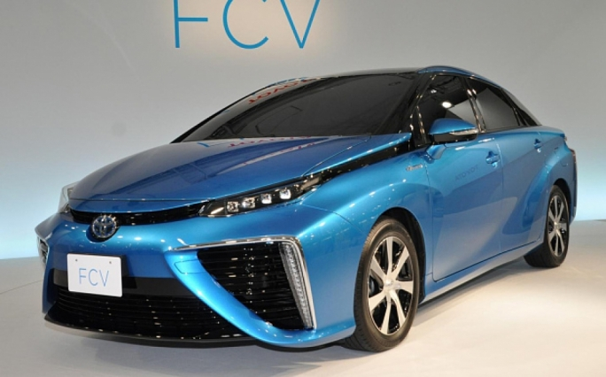 Toyota launches hydrogen fuel cell car - MaltaToday com mt