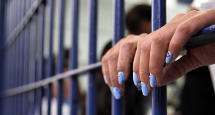 The 34-year-old woman was sentenced to five months in prison