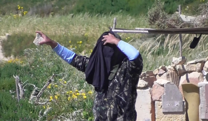 [WATCH] Trapper caught red-handed threatens hiking group in Gozo