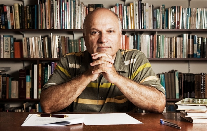 Maltese novelist Trevor Żahra will be reading on 28 August