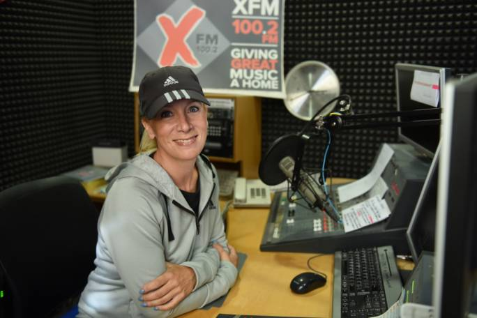 XFM Radio's Trudy Kerr on how running cured her epilepsy