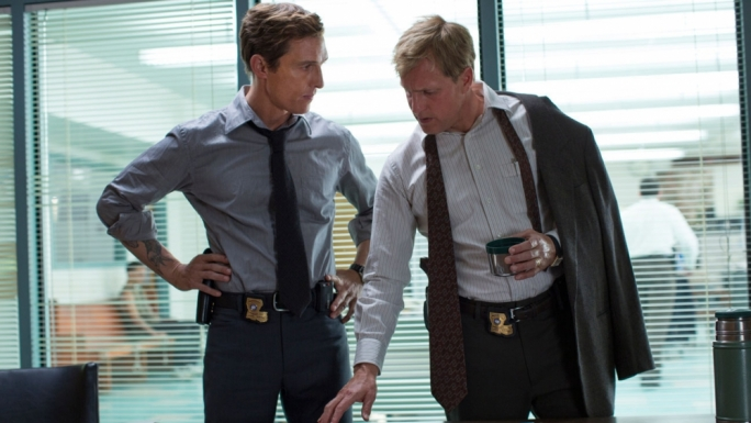 True Detective: downloading allowed viewers to see the HBO masterpiece as it was aired in the US