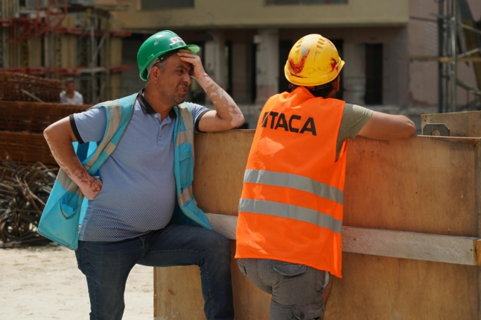 Fortina gives Turkish construction firm ultimatum after builders' strike
