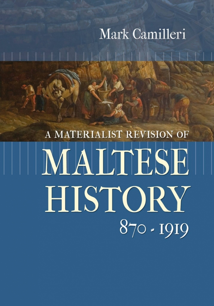 Mark Camilleri's new book sets to demystify the tradition historical narrative about Malta