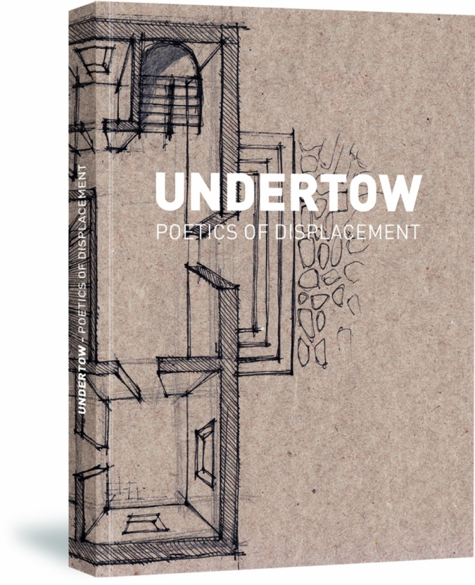 Edited by Elise Billiard and Virginia Monteforte, Undertow: Poetics of Displacement will be launched on June 16
