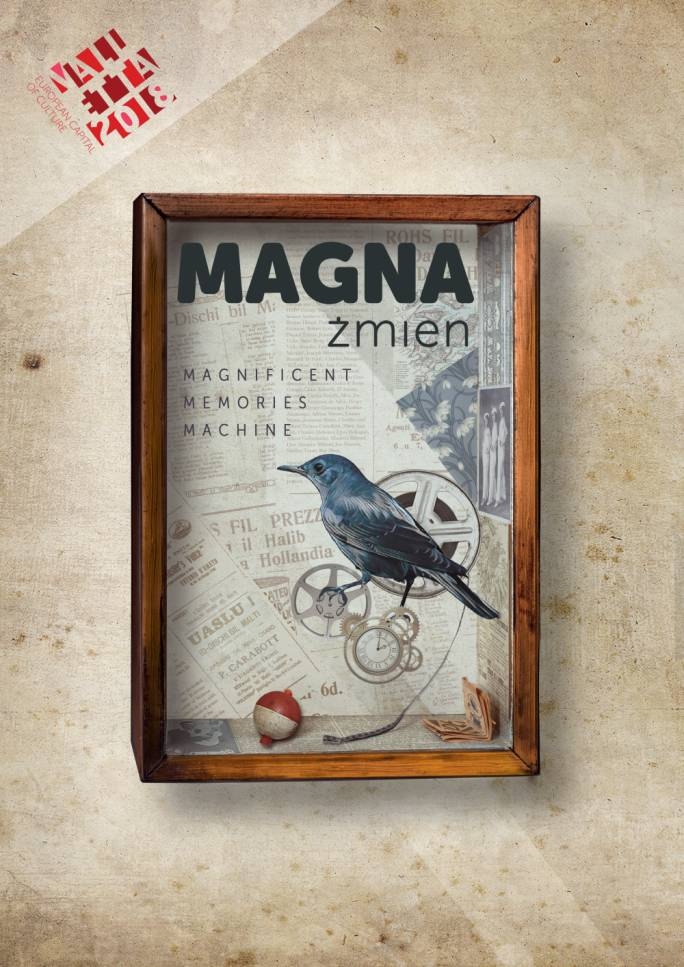 Free your memories with Andrew Alamango's Magna Żmien