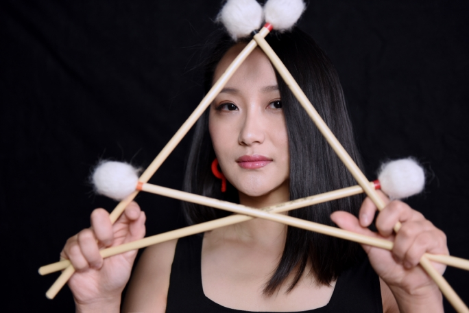 Time-travelling percussion: the sound of Chinese percussionist Beibei