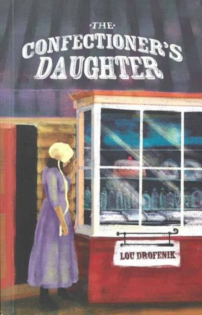 The Confectioner's Daughter is Drofenik's first novel to be published by Horizons
