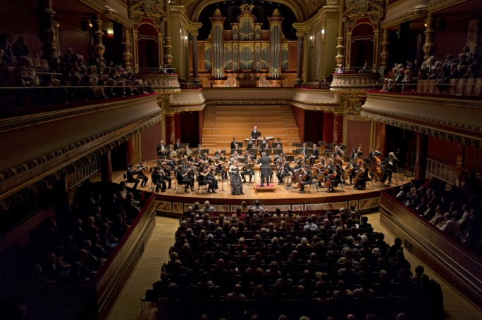The concert will include selected musicians from the Malta Philharmonic Orchestra and the Brno Contemporary Orchestra (pictured)