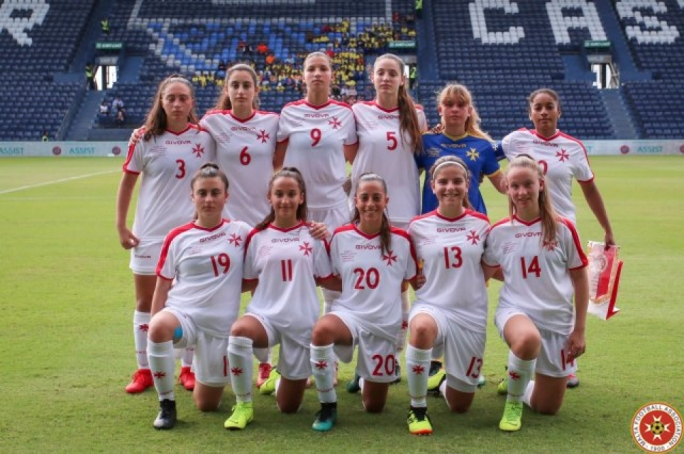 Malta U-15 girls obtain second win in Thailand tournament