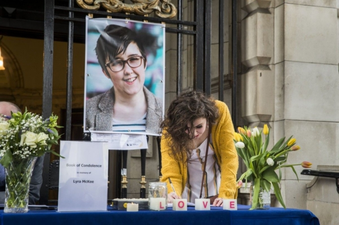 New IRA takes responsibility for the killing of journalist Lyra Mckee