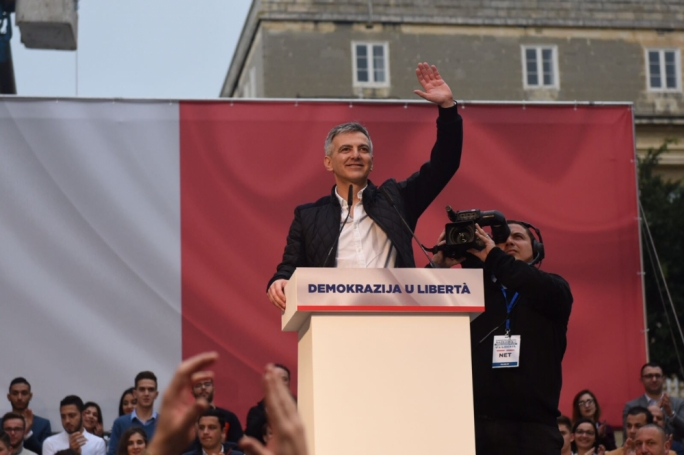 [WATCH] 'Government will come after you next' – Busuttil warns demonstrators