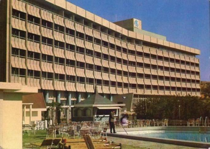 The Taliban had already assaulted the Intercontinental Hotel in Kabul back in 2011