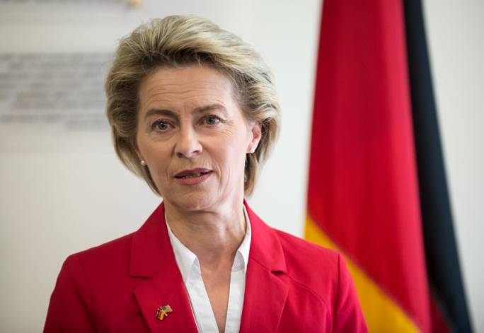 Ursula von der Leyen elected European Commission president