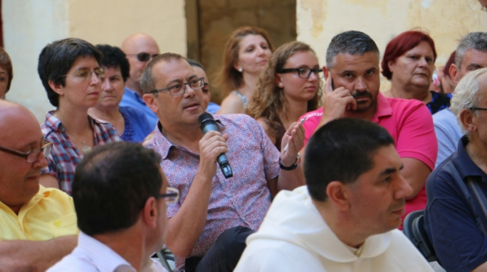 27 July, 2015: A public consultation with residents at the Valletta Forum with the V18 Foundation. The people in this archive photo are not linked to the study reported in this article.