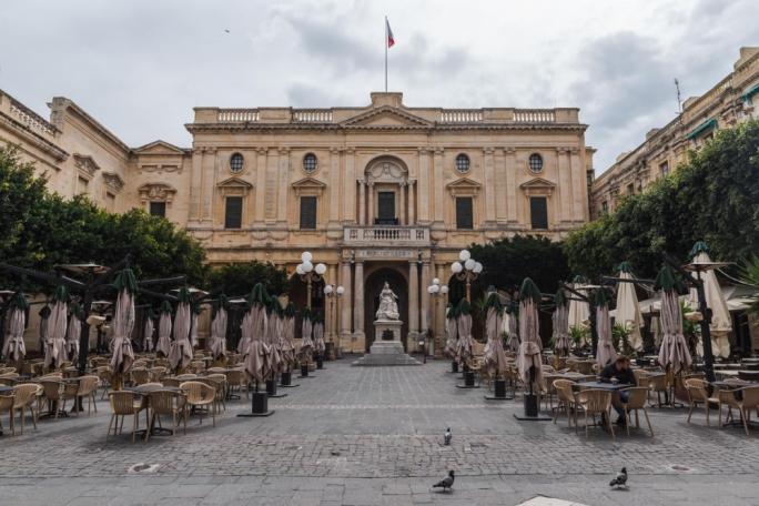 [WATCH] Valletta ghost town: how the coronavirus killed the city