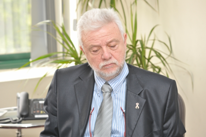 ERA chairman Prof. Victor Axiak