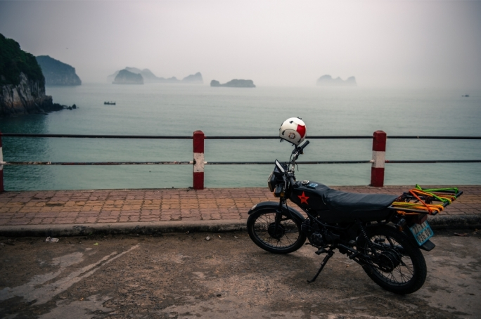 Check out Marc Casolani's motorbike tour around Northeast Vietnam