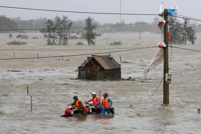 Extreme weather has incurred a death toll across South East Asia in the past month