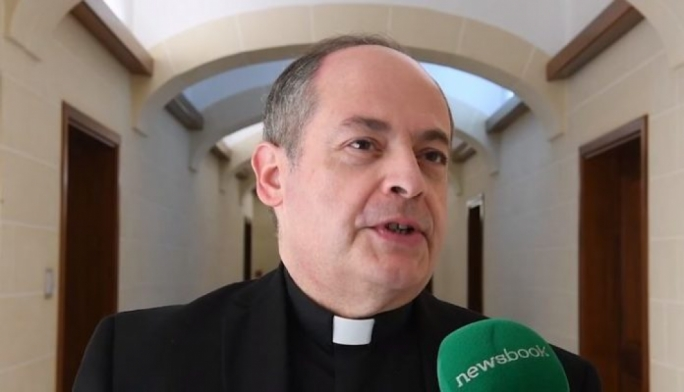 [LIVE] Joseph Galea Curmi to serve as new Auxiliary Bishop