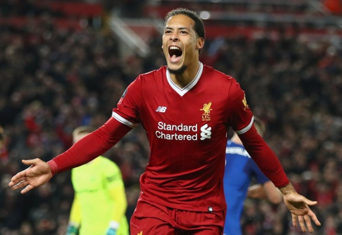Liverpool must raise their game for Red Star visit-Van Dijk