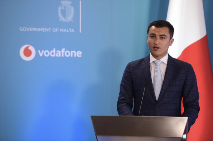 Vodafone will be implementing a number of technologies that use disruptive technologies in collaboration with the Government of Malta