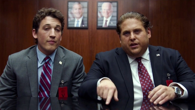 Hustle on target: Miles Teller and Jonah Hill excel in Todd Philip's sucker-punch of a movie