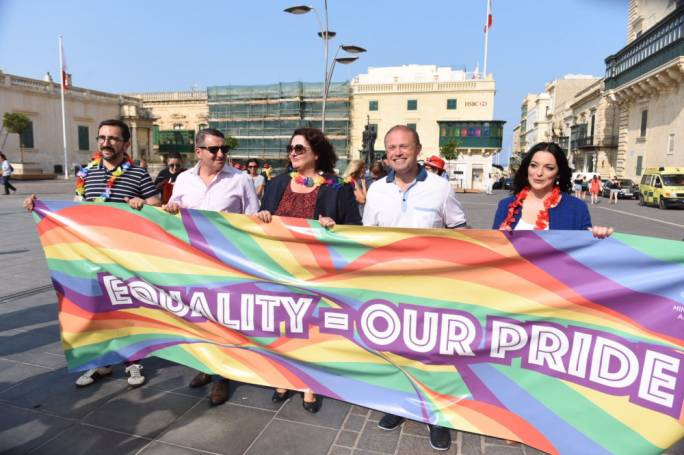 Helena Dalli was tasked to captain the Labour government's reformist agenda on equality