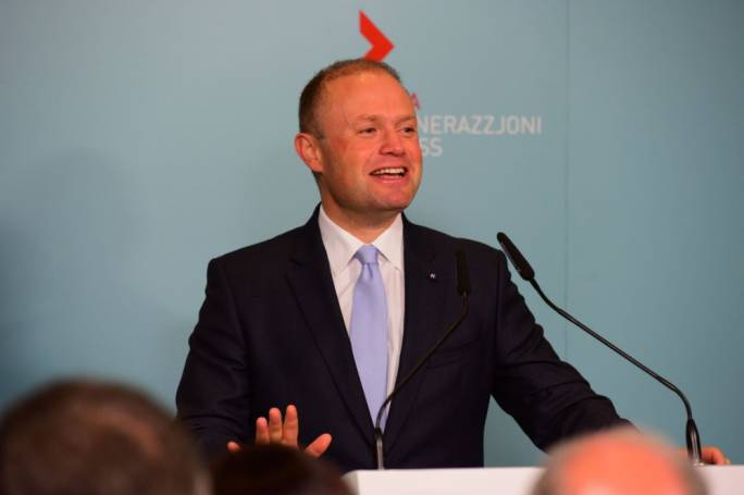 Joseph Muscat: Business, jobs in Malta set for further growth