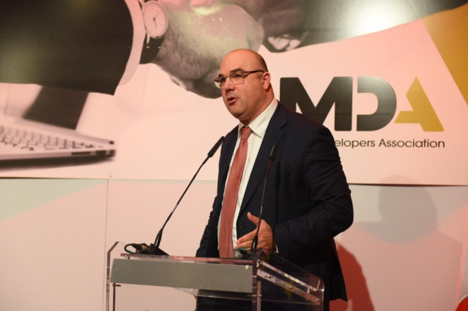 Malta Developers' Association president Sandro Chetcuti