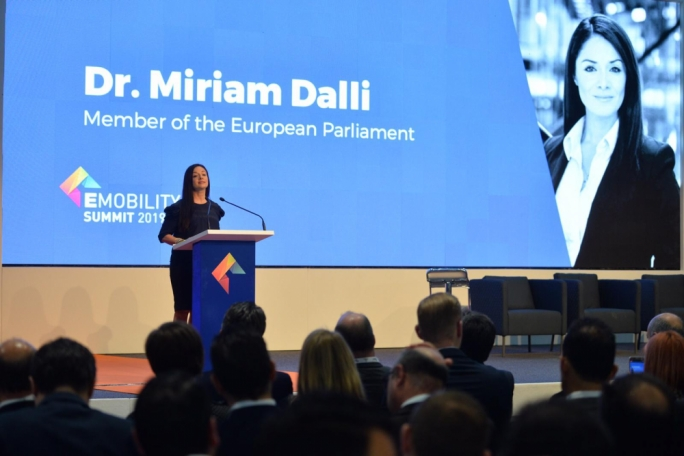 Labour Party MEP Miriam Dalli