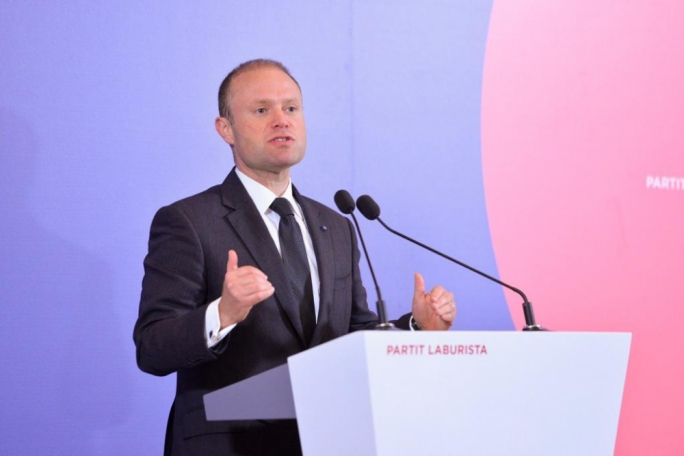 [WATCH] 'I wouldn't trade today's problems with those of previous administrations,' Muscat says