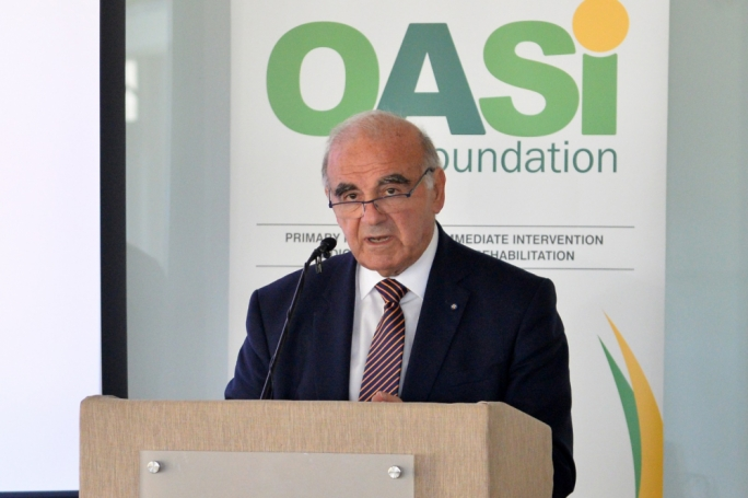 President George Vella was speaking at a conference on drugs and mental health organised by the OASI Foundation