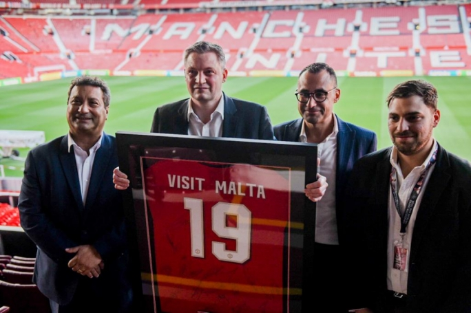 [WATCH] Malta to be Manchester United's official destination partner