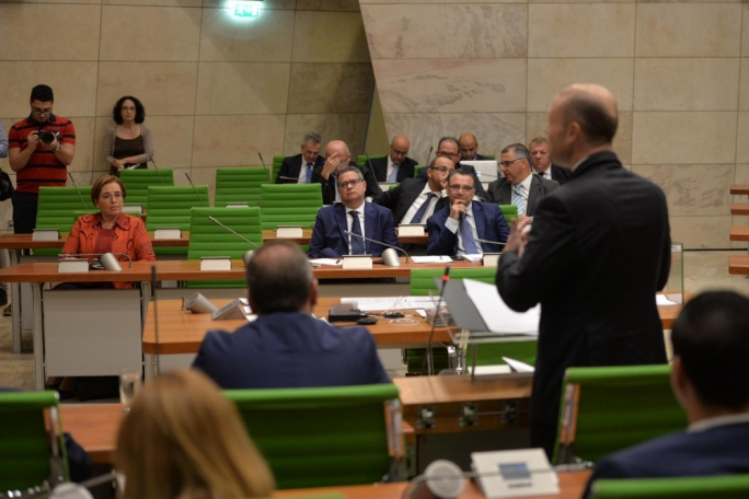 [ANALYSIS] Budget speeches | Muscat and Delia: statesman versus demagogue?