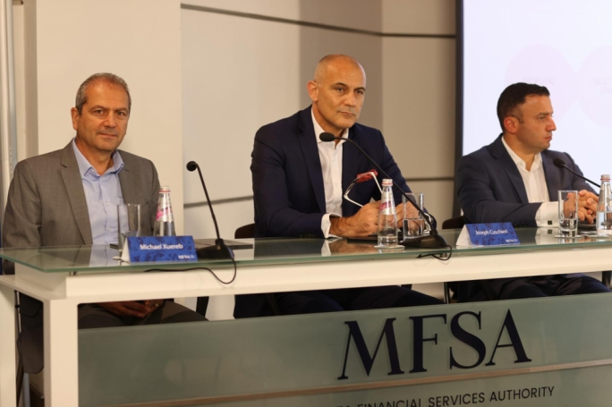 The MFSA launched its FinTech regulatory sandbox on Wednesday