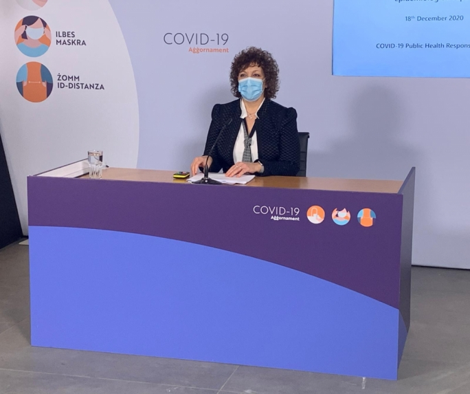 [WATCH] COVID-19: One death as Malta registers 94 new cases and 110 recoveries